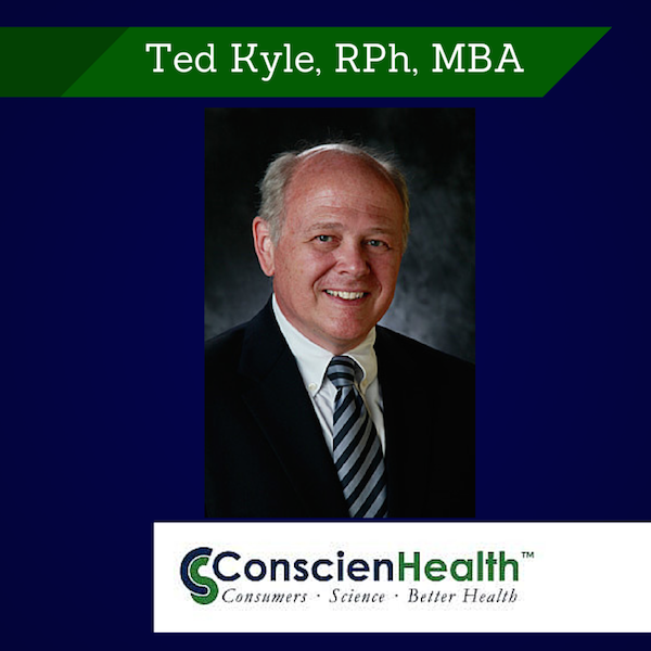 Ted Kyle, RPh, MBA